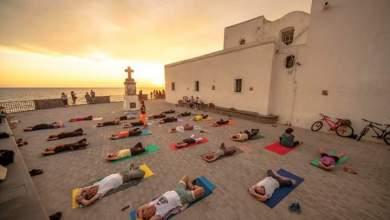 Photo of Solstizio d'estate, anche a Ischia la giornata mondiale dello yoga