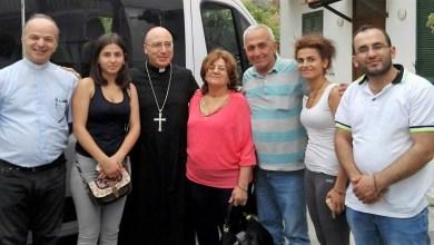 Photo of Dalla Siria a Ischia, una nuova casa per la famiglia Kababji