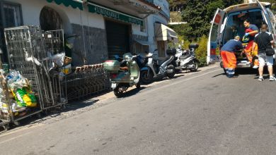 Photo of Forio, brutto incidente stradale: un ferito al Rizzoli
