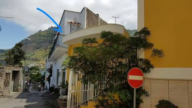 Photo of Doppio senso a Panza, slitta corteo di protesta dei cittadini