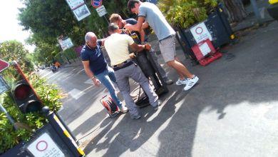 Photo of Problemi a Piazza degli Eroi, si guasta il pilomat