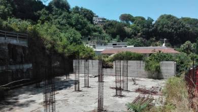 Photo of Caserma Forestale, si rischia il crollo della struttura in cemento