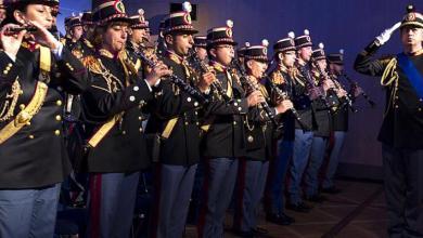 Photo of Il concerto della Banda della Polizia in diretta su Isolaverde TV