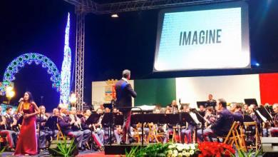 Photo of Magie in musica a Ischia Ponte con il  concerto della banda della Polizia di Stato