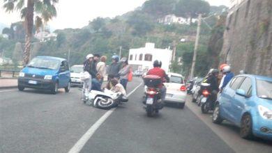 Photo of Lacco, perde controllo scooter: giovane centauro in ospedale