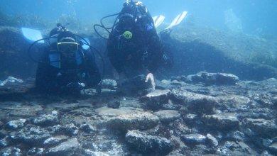 Photo of Ischia è show: una squadra di sub per la prima volta nella città sommersa di Aenaria