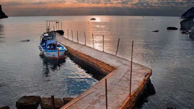 Photo of Buongiorno Ischia, l'alba a Ischia Ponte