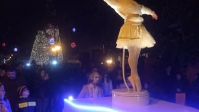 Photo of Artisti di strada, ad Ischia incanta il carillon vivente