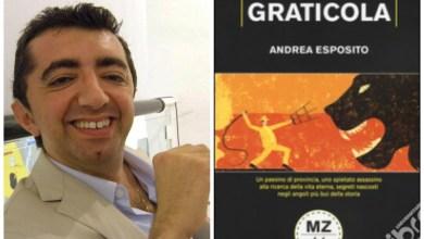 """Photo of """"Graticola"""", il nuovo libro di Esposito, stasera la presentazione"""