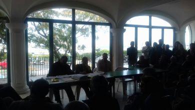 Photo of Sisma, al Capricho l'incontro tra sindaci e cittadini