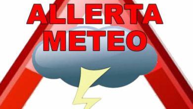 Photo of Il Comune informa: allerta meteo di tipo arancione
