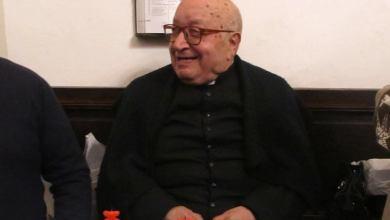Photo of Forio in festa, monsignor Giuseppe Regine compie 89 anni