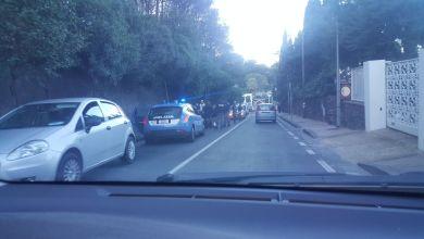 Photo of Incidente al Castiglione tra auto e ciclomotore