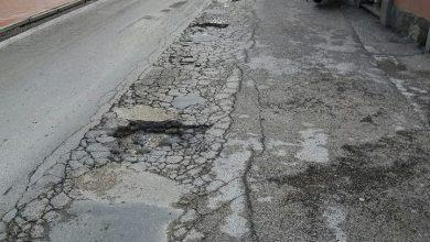 Photo of Piedimonte, strada colabrodo