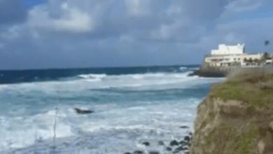 Photo of Forio, che spettacolo il mare in burrasca
