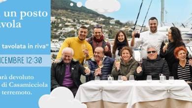 """Photo of """"Aggiungi un posto a tavola"""", la tavolata della solidarietà made in Riva"""