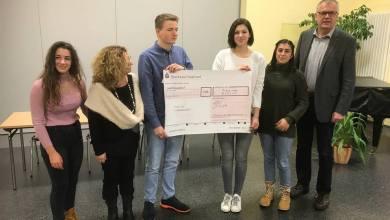 Photo of Solidarietà per gli studenti terremotati dal liceo di Greiz