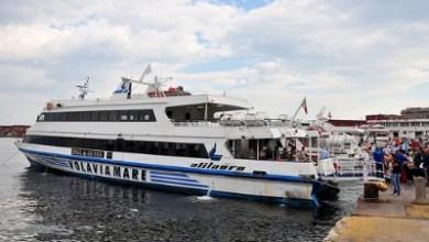 Photo of Meteo, ancora disagi: sospesi i collegamenti marittimi