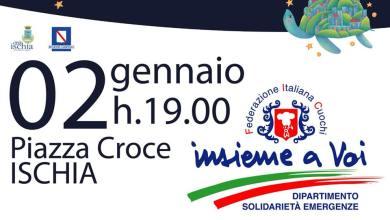 """Photo of """"Dai primi agli ultimi"""", il 2 gennaio l'evento solidale con la Federazione Italiana Cuochi"""