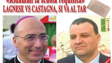 Photo of Scuola requisita, c'è il ricorso al Tar: Lagnese e Don Gino contro GB Castagna