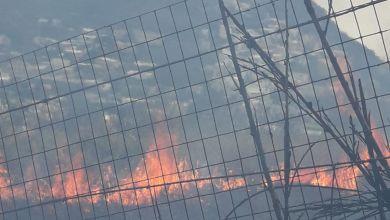 Photo of Barano, pauroso incendio lambisce le abitazioni