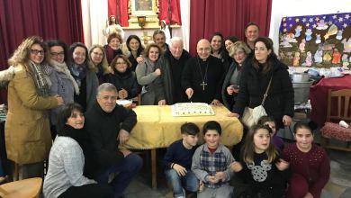 """Photo of """"E ti vengo a cercare"""", si è conclusa la visita del vescovo Lagnese a Monterone"""