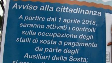 Photo of Ischia, al via il servizio di strisce blu