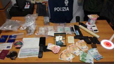 Photo of Traffico di droga, un anno e quattro mesi a Caliendo