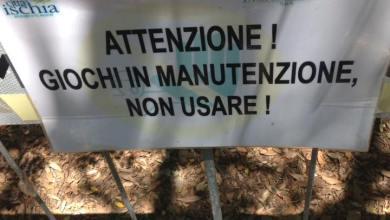 Photo of Pineta Mirtina, manutenzione? No, giochi abbandonati