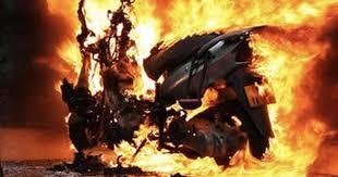 Photo of Motorino in fiamme a Ischia, l'incendio per rubare un casco