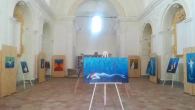 """Photo of """"Mare, abbracci e colori"""", mostra di Mariella Ridda a Santa Margherita"""