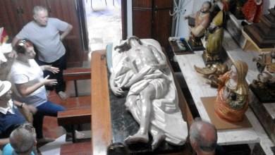 Photo of Il Cristo Morto di Lantriceni ritorna al suo antico splendore