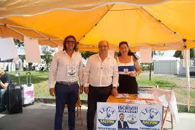 Photo of La Lega ci riprova, anche a Lacco in piazza per il tesseramento