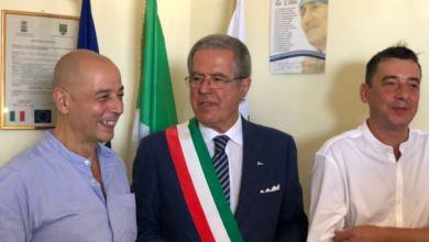 """Photo of Festa a Forio, Franco ed Eugenio finalmente """"uniti"""
