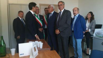 Photo of Tribunale, il Premier a colloquio col Presidente Ferrara e l'avvocato Cellammare