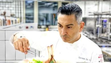 """Photo of Lo chef Giovanni De Vivo lascia il ristornate stellato de """"Il Mosaico"""""""