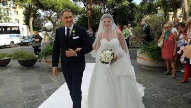 Photo of Eleonora sposa, arriva la tenera dedica di papà Giosi Ferrandino