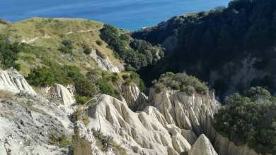 Photo of Il sentiero dei Pizzi bianchi, tra meraviglia e degrado