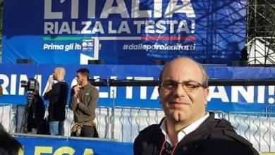 Photo of Lega in piazza a Roma, presenti anche Pitone & Co.