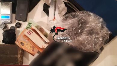 Photo of Nasconde la droga in auto, arrestato dai carabinieri a Forio