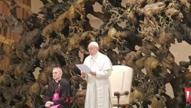 Photo of La Protezione civile incontra il Papa, presenti anche i Comuni del cratere