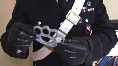 Photo of Col tirapugni di metallo in macchina, procidano denunciato dai carabinieri