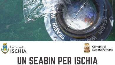 Photo of Un Seabin per Ischia: sabato 9 febbraio l'attivazione nel Porto