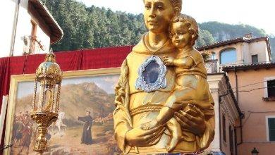 Photo of Fede: da domani a sabato il Busto Reliquiario di Sant'Antonio di Padova