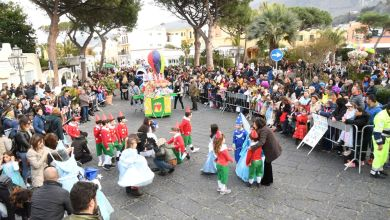Photo of Carnevale a Lacco Ameno, guarda la photogallery