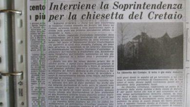 Photo of Alla Chiesetta del Cretaio visita pastorale del grande Vescovo Pietro