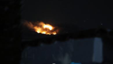 Photo of Alte fiamme a Buttavento, è il secondo incendio in una settimana
