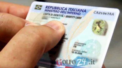 Photo of Carta d'identità elettronica, ecco i costi per il rilascio