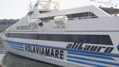 Photo of Oggetto nel motore, aliscafo Alilauro costretto al rientro a Napoli