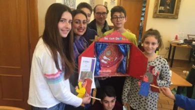 """Photo of """"Pomeriggio con Dante"""" in Biblioteca Antoniana"""